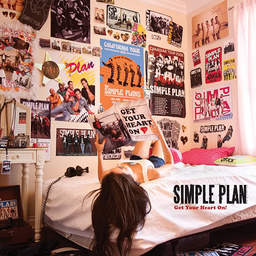 Os novos do Simple Plan e do Alexi Murdoch