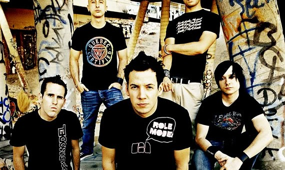 A volta do Simple Plan!